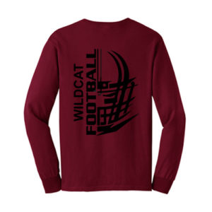 Helmet Long Sleeve Tee