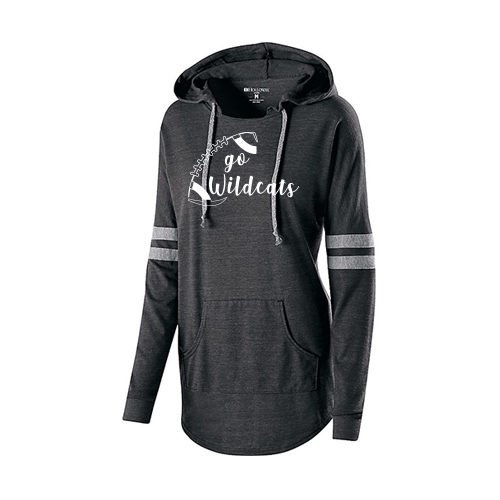 Ladies Hooded Tunic